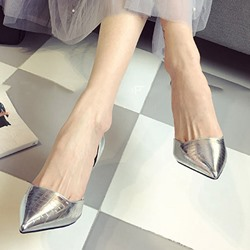 Shoespie Pointed Shallow mouth Stiletto Heels