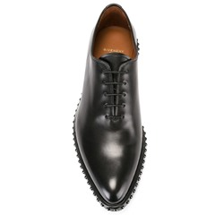 Shoespie Pointed Toe Lace Up Men's Dress Shoes
