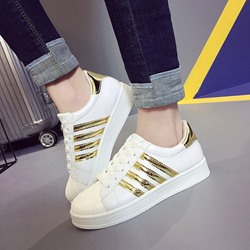 Shoespie Trendy Shallow Flat Sneaker