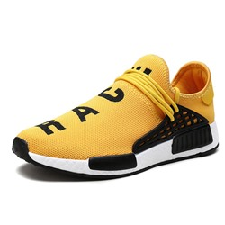 Shoespie Mesh Lace-Up Athletic Shoes