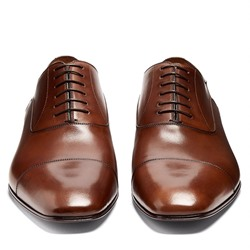 Shoespie Solid Brown Formal Men's Dress Shoes