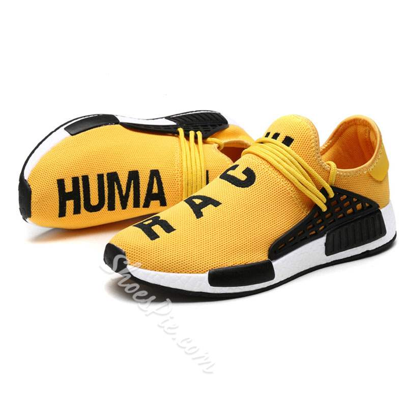 Shoespie Slip On Lace-Up Men's Sneakers