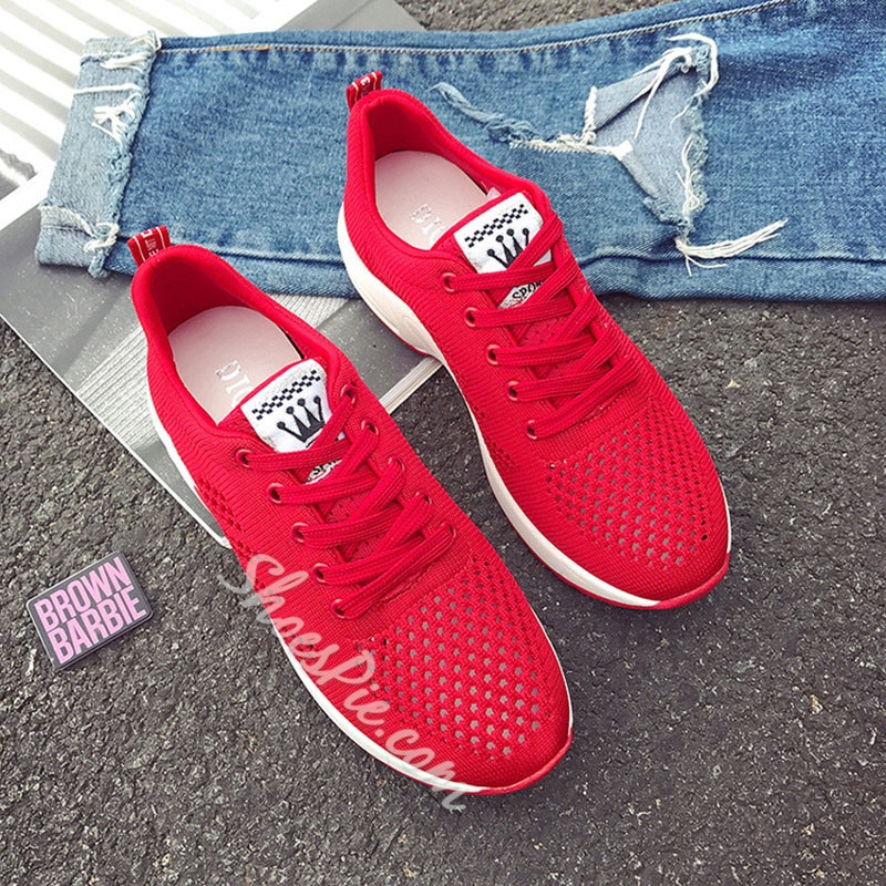 Shoespie Breathable Light Sneaker