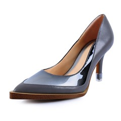Shoespie Shallow Pointed-toe 3D Stiletto Heels