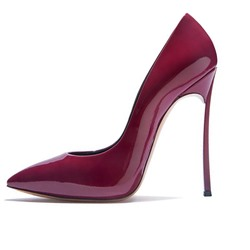 Shoespie Sexy Pointed Toe Shallow Stiletto Heels