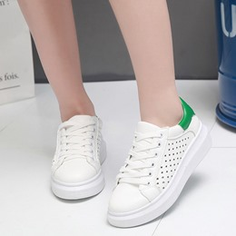 Shoespie Hollow Breathable Sneaker