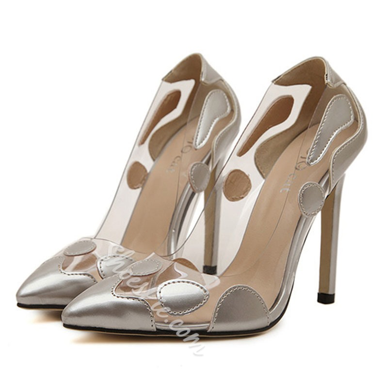 Shoespie Sexy Elegance Pointed-toe Stiletto Heels
