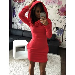 Pleated Long Sleeve Above Knee Spring Women's Bodycon Dress