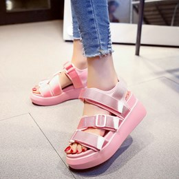 Shoespie Casual Strappy Flat Sandals