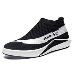 Shoespie Breathable Mesh Slip On Men's Sneakers