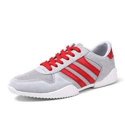 Shoespie Mesh Stripes Men's Sneakers