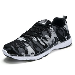Shoespie Camo Breathable Men's Sneakers