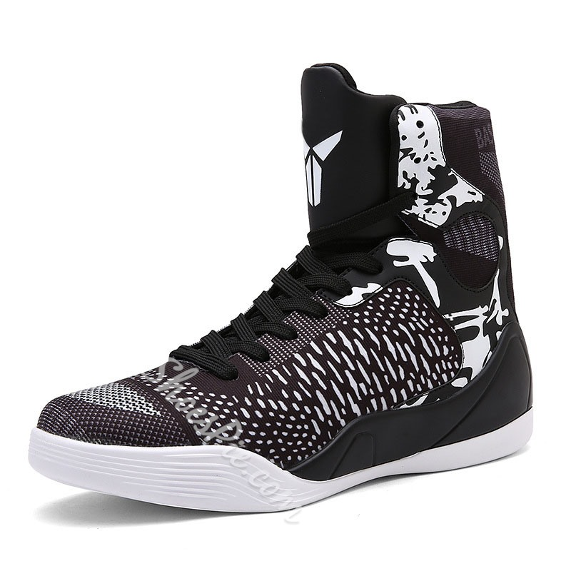 Shoespie High Upper Men's Basketball Sneakers