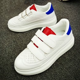 Shoespie White Hole Brisk Sneaker