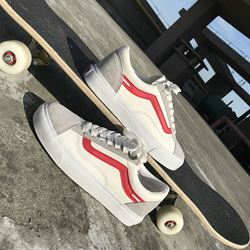 Shoespie Canvas Lace-Up Sports Sneakers & Athletic Shoes