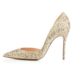 Shoespie Pointed To Banquet Stiletto Heels