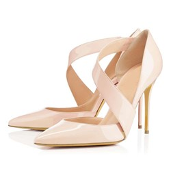 Shoespie Pointed Toe Professional Stiletto Heels