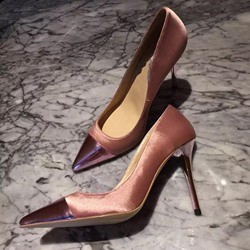 Shoespie Luxurious Banqu Pointed Toe Stiletto Heels