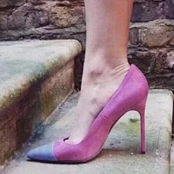 Shoespie Elegant Banqu Pointed Toe Stiletto Heels