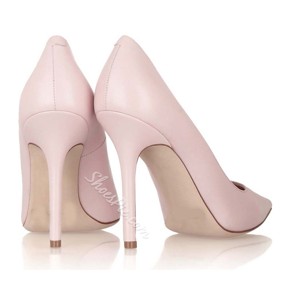 ShoespieProfessional Pointed Toe Stiletto Heels
