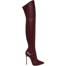 Shoespie Pointed Toe Fashion Knee High Boots