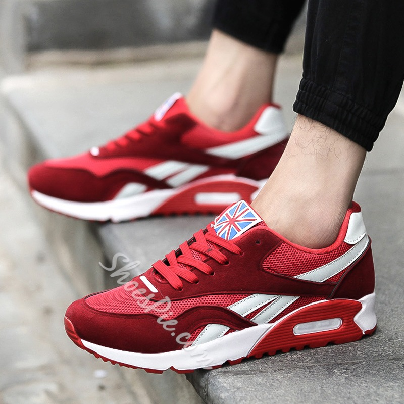 Shoespie Fashionable Men's Sneakers Athletic Shoes
