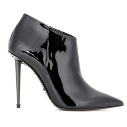 Shoespie Side Zipper Fashion Boots Pointed ToeStiletto Heel