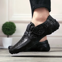 Shoespie Fashion Men Shoes Slip-On Sneakers