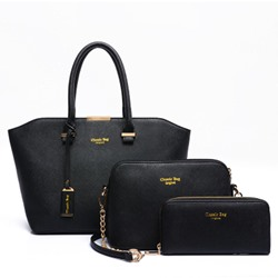 Shoespie High-Capacity Trendy Women Bag Set