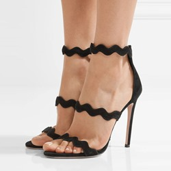 ShoespieStiletto Heel Banquet Dress Sandal