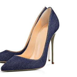 Shoespie Pointed Toe Stiletto Heel Pumps