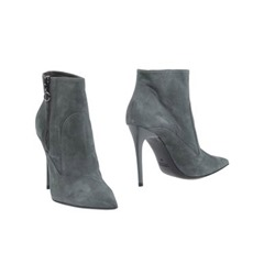 Shoespie Casual Pointed Toe Side Zipper Stiletto Heel Ankle Boots