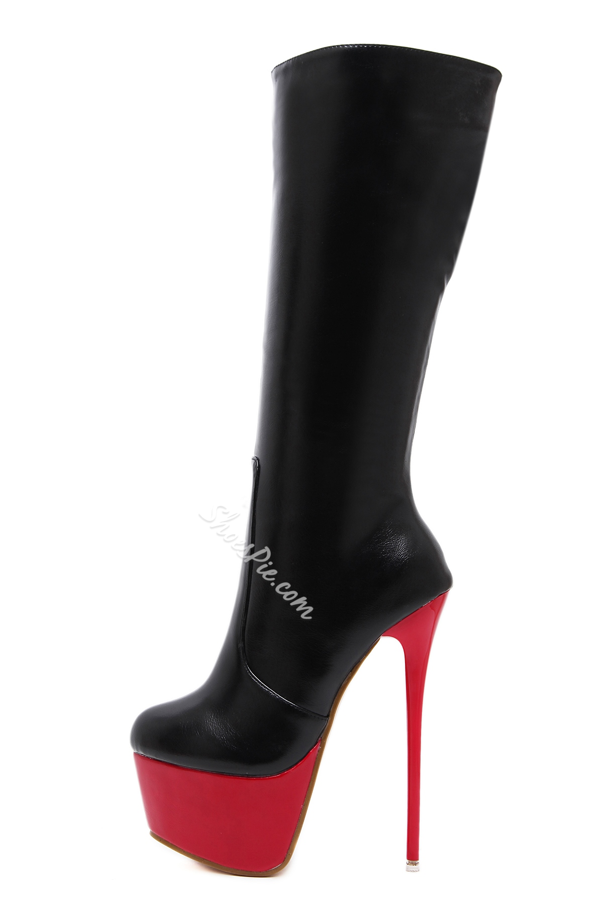 Shoespie Sexy Stiletto High Heel Knee High Boots