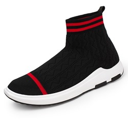 Shoespie Casual Slip-On Stripe Men's Sneaker