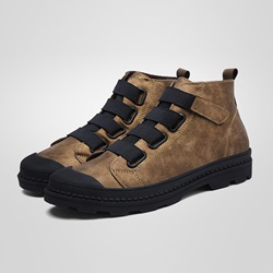 Shoespie Round Toe Sneakers For Men