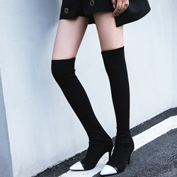 Shoespie Stiletto Heel Sexy Knee High Boots