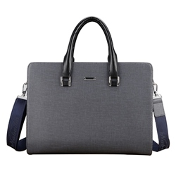 Shoespie PU Plain Men's Tote Bags