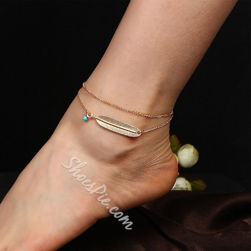 Shoespie Best Selling Concise Bohemia Style Women's Anklet