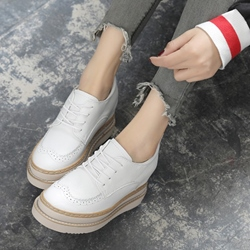 Shoespie Casual Platform Women's Sneakers