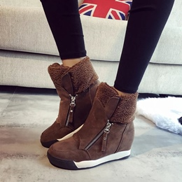 Shoespie Winter Ankle Boots Fashion Sneakers