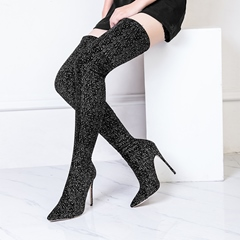 Shoespie Stiletto Heel Women's Thigh High Boots