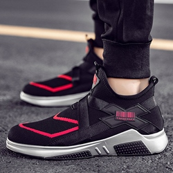 ShoespieCasual Mesh Slip-On Men's Sneakers