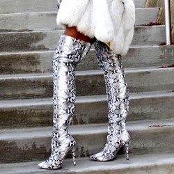 Shoespie Stiletto Heel Women'sThigh High Boots