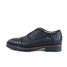 Men's Loafers Lace-Up Fashion Oxfords