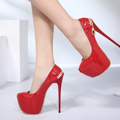 Sexy High Stiletto Heel Plateform Women's Shoes