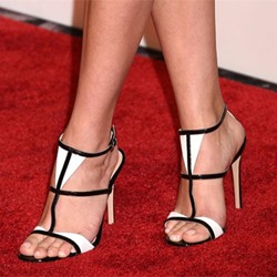 Sexy High Stiletto Heel Open Toe Sandals