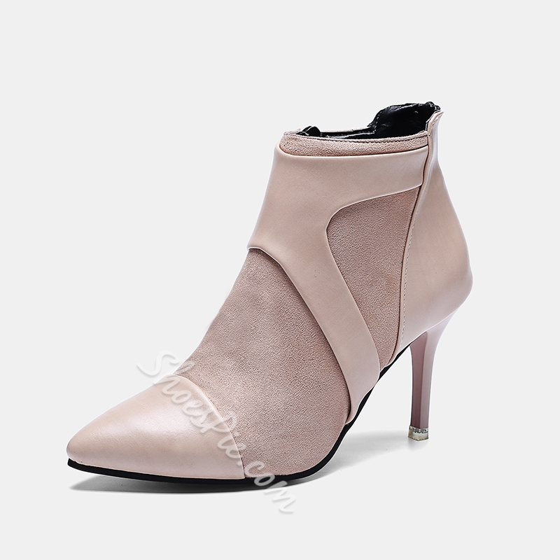Shoespie Stiletto Heel Women's Fashion Boots