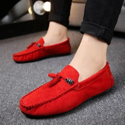 Casual Slip-On Round Toe Men's Loafers