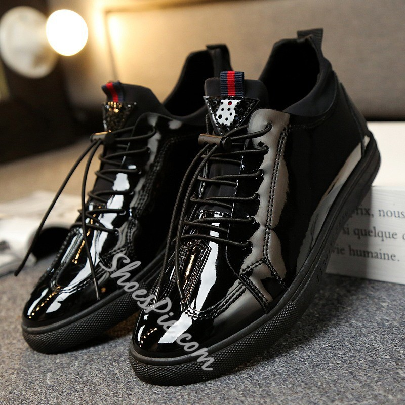 Casual Round Toe Fashion Men's Sneakers