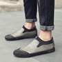 Casual Slip-On Loafers Low-Cut Upper Men's Sneakers